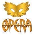 北海道 オペラ 帯広市西21条南 ロゴ