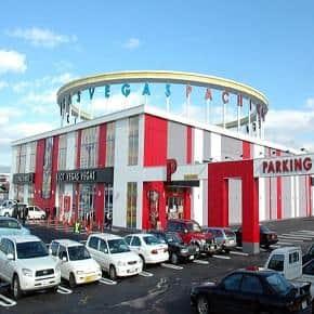 北海道 ベガスベガス函館吉川店 函館市吉川町 外観写真