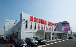 静岡県 マルハン島田店 島田市横井 外観写真