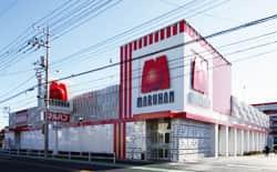 東京都 マルハン昭島店 昭島市武蔵野 外観写真