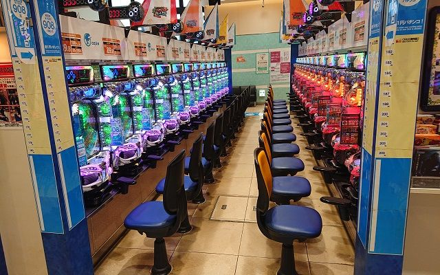 宮崎県 パーラーオーシャン谷頭駅前店 都城市菓子野町 画像2