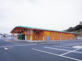 静岡県 ダイナム静岡新居店 湖西市新居町中之郷 外観写真