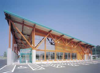 鳥取県 ダイナム鳥取羽合店 東伯郡湯梨浜町田後 外観写真