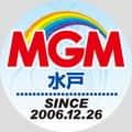 茨城県 MGM水戸店 水戸市小吹町 ロゴ
