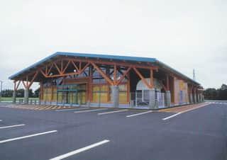 青森県 ダイナムむつ店 むつ市赤川町 外観写真
