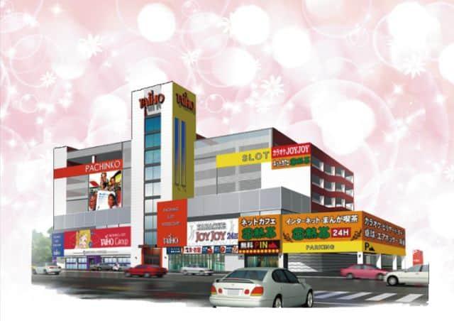 愛知県 タイホウ熱田六番南店 名古屋市熱田区六番 外観写真