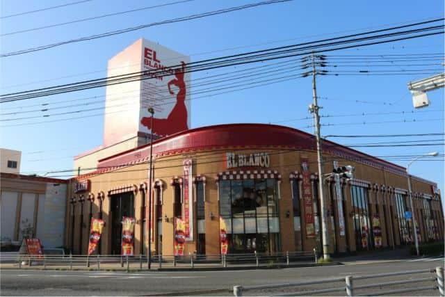 香川県 エルブランコアイゼン さぬき市志度 外観写真