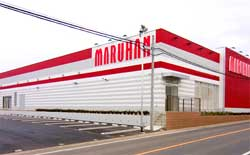 埼玉県 マルハン清河寺店 さいたま市西区清河寺 外観写真