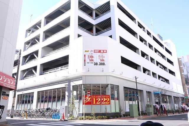 東京都 メッセ西葛西店 江戸川区西葛西 外観写真