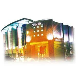 愛知県 新宿六名店 岡崎市六名南 外観写真