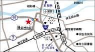 埼玉県 ダイナム埼玉羽生店 行田市須加 案内図
