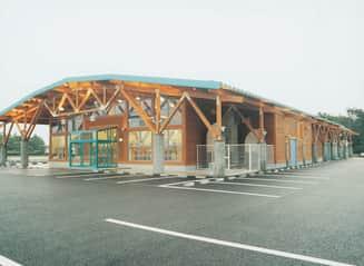 群馬県 ダイナム館林店 館林市近藤町 外観写真