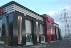 北海道 マルハン室蘭店 室蘭市中島本町 外観写真