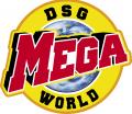 石川県 DSG MEGA WORLD 金沢市沖町 ロゴ