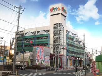 東京都 ダイナム東村山店 東村山市本町 外観写真