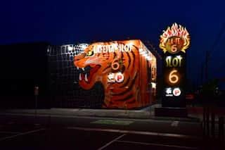 広島県 ラ・フェスタ スロット6 福山市曙町 外観写真