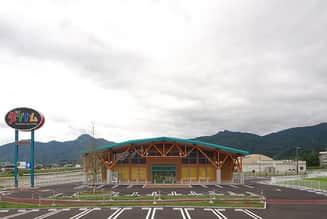 長野県 ダイナム長野千曲店 千曲市稲荷山 外観写真
