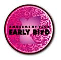 北海道 アミューズメントクラブ アーリーバード藻岩店 札幌市中央区南22条西 ロゴ