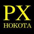 茨城県 PX鉾田店 鉾田市鉾田 ロゴ