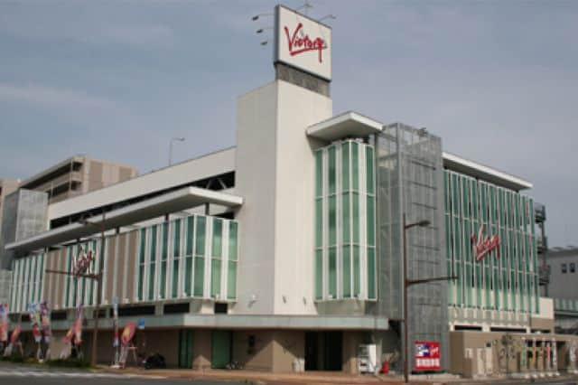 広島県 ビクトリー新幹線駅前店 東広島市三永 外観写真