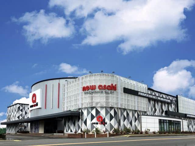 長野県 ニューアサヒ 長野青木島店 長野市青木島 外観写真