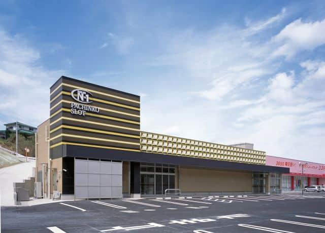 鹿児島県 パーラーN-1西之表店 西之表市西之表 外観写真
