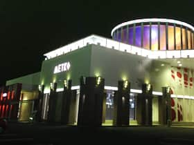 岡山県 パーラーメトロ藤田店 岡山市南区藤田 外観写真