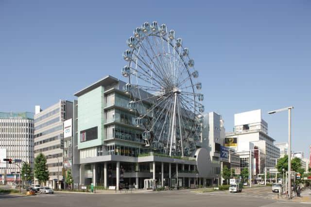 愛知県 サンシャインKYORAKU栄 名古屋市中区錦 外観写真