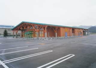 滋賀県 ダイナム近江店 米原市顔戸 外観写真