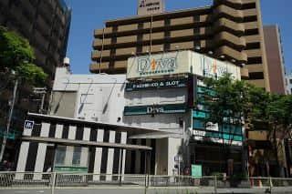 大阪府 ディーバナカツ242 大阪市北区中津 外観写真