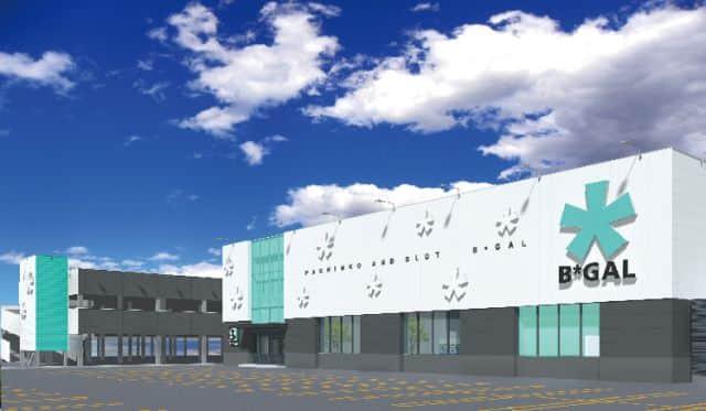 秋田県 ビィギャル外旭川店 秋田市外旭川 外観写真
