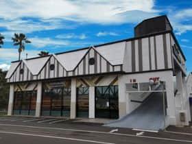 鹿児島県 T-MAX 種子島鴨女店 西之表市鴨女町 外観写真