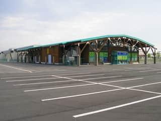 北海道 ダイナム苫小牧東店 苫小牧市新開町 外観写真
