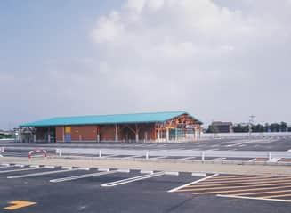 群馬県 ダイナム群馬群馬町店 高崎市菅谷町 外観写真
