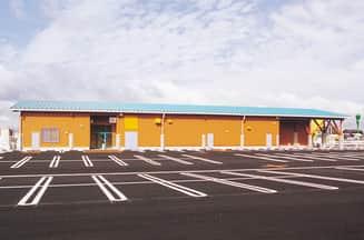 鹿児島県 ダイナム鹿児島東串良店 肝属郡東串良町池之原 外観写真