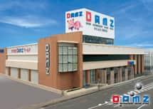 新潟県 DAMZ六日町店 南魚沼市美佐島 外観写真