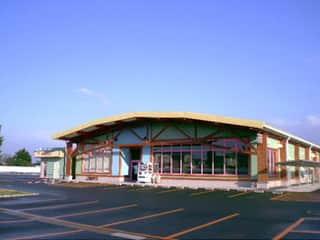 鳥取県 ダイナム鳥取伯耆店 西伯郡伯耆町大殿 外観写真