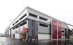 広島県 マルハン廿日市店 廿日市市下平良 外観写真