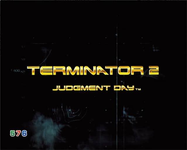 Pターミネーター2の予告演出