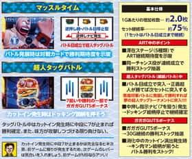 キン肉マン 夢の超人タッグ編のARTマッスルタイムの紹介