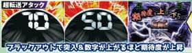 ぱちんこGANTZの超転送アタックの紹介