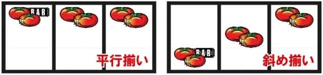 スーパーリノxxのトマト揃い