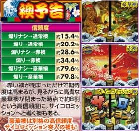 水戸黄門Ⅲの襖予告の紹介