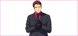 絶対衝激III キャラクター 男鬼猛