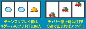 薄桜鬼蒼焔録のボーナスに期待できる出目の紹介