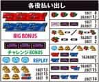 株式会社大都技研 3×3EYES~聖魔覚醒~ 払い出し