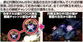 戦国†恋姫の蝶STOCK演出の紹介
