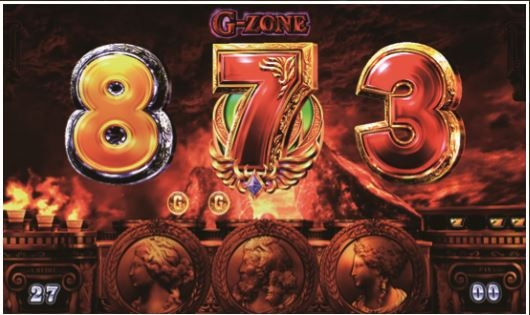 ミリオンゴッド凱旋のG-ZONE中のシナリオ