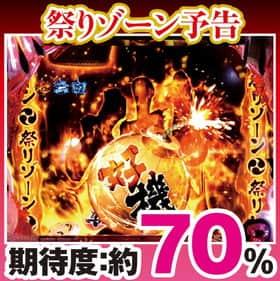 地獄少女 弐 きくりの地獄祭り 4大チャンス 祭りゾーン予告