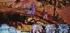剣術の城ステージ